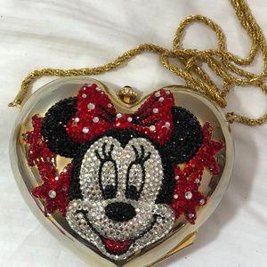 Kathrine Baumann Rare Swarovski Minnie Mouse